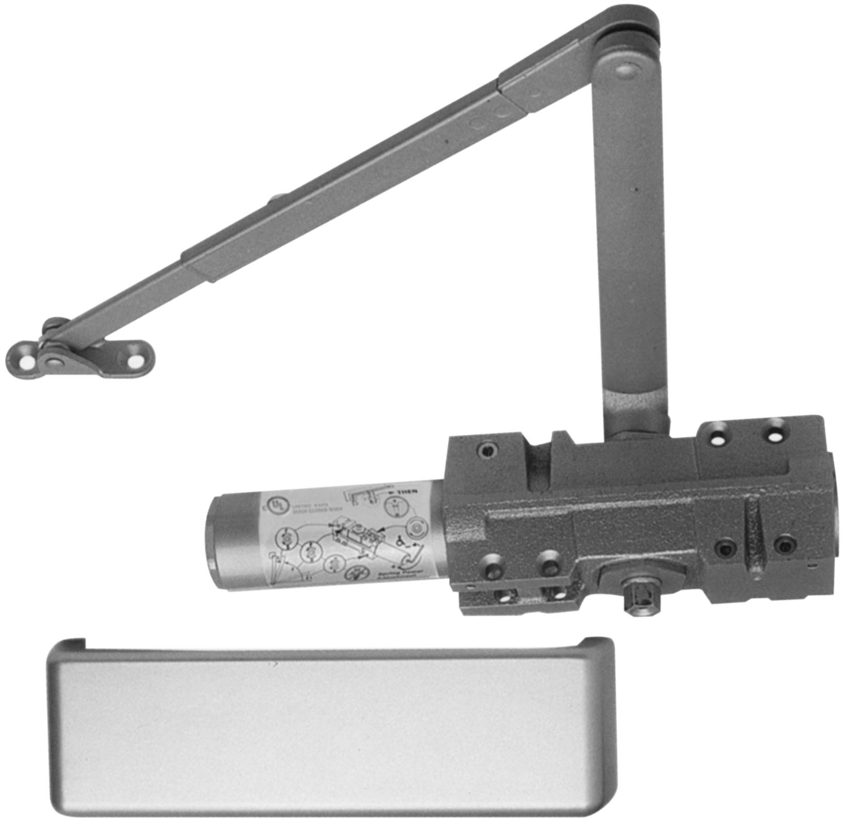 441 Bc Series Door Closer
