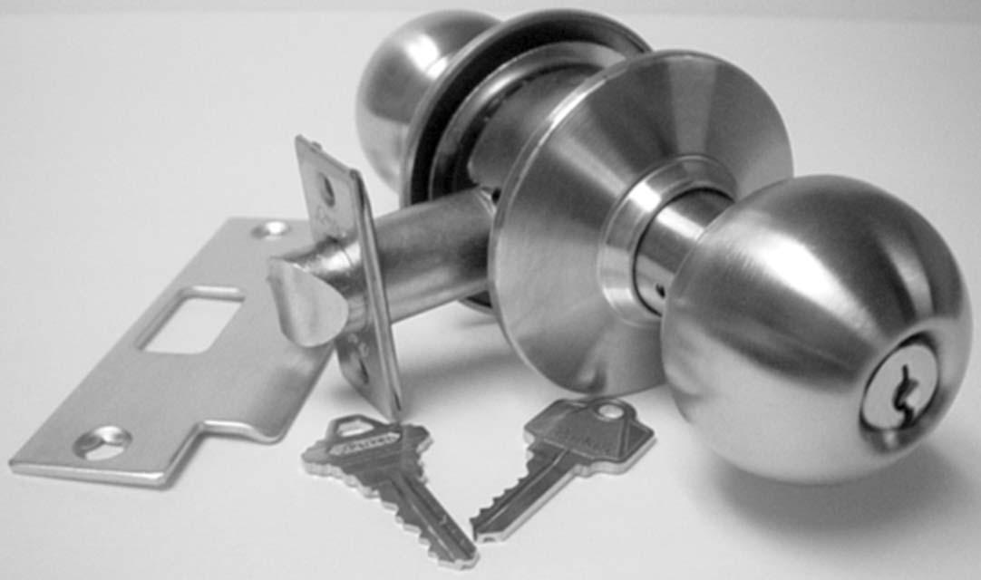 Heavy Duty Contractor Quality 174 Cylindrical Grade 2 Locks